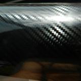 Negru 5D Folie Carbon Auto 5D 50 cm x 152 cm (0.5 m x 1.52 m) Air Bubble Free
