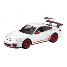 Porsche Gt3 Rs 1:14 Alb - Masinuta electrica copii Rastar