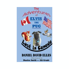 The Adventures of Elvis the Pug: Lost in Canada - Carte in engleza