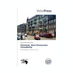 Ostr Wek, West Pomeranian Voivodeship - Carte in engleza