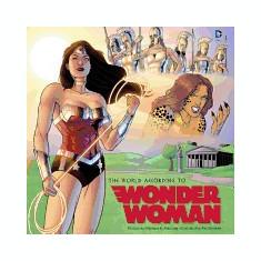 The World According to Wonder Woman - Carte in engleza