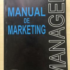 MANUAL DE MARKETING - Michael J. Thomas - Carte Marketing