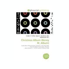 Christmas Album (Boney M. Album) - Carte in engleza