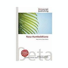NASA Humboldtiana - Carte in engleza