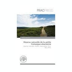 R Serve Naturelle de La Petite Camargue Alsacienne - Carte in engleza