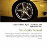 Scuderia Ferrari - Carte in engleza