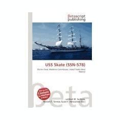 USS Skate (Ssn-578) - Carte in engleza