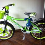 Bicicleta copii 20 inch , 5 - 10 ani , 115-150cm