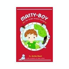 Matty-Boy and the Secret Pigeon Racket - Carte in engleza