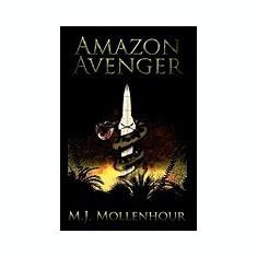 Amazon Avenger - Carte in engleza
