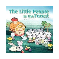 The Little People in the Forest - Carte in engleza