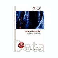 Raton Formation - Carte in engleza
