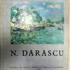 EXPOZITIA - N. DARASCU - 1966, cel mai complet catalog Darascu - Carte Istoria artei
