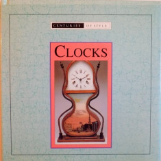 CENTURIES OF STYLE, CLOCKS, 1998