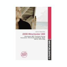 2006 Winchester 400 - Carte in engleza