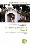 No Secrets (Carly Simon Album)