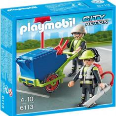 Echipa De Salubritate Playmobil