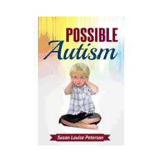 Possible Autism - Carte in engleza