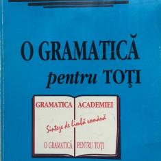 O GRAMATICA PENTRU TOTI - Georgeta Cristian-Foghel - Culegere Romana