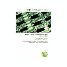 Dublin Core - Carte in engleza