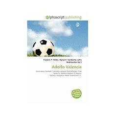 Adolfo Valencia - Carte in engleza
