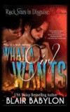 What a Girl Wants (Rock Stars in Disguise: Rhiannon): A New Adult Rock Star Romance