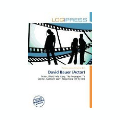 David Bauer (Actor) - Carte in engleza