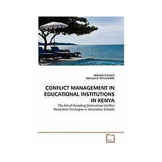 Conflict Management in Educational Institutions in Kenya