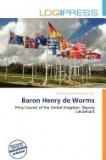 Baron Henry de Worms