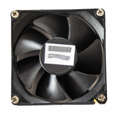 Ventilator carcasa Y.S.Tech 80x80x25 mm - reconditionat - Cooler PC