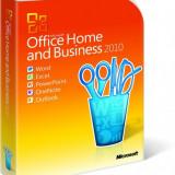 Microsoft Office Home and Business 2010 - in limba Romana sau Engleza