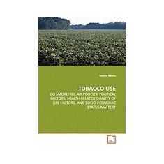 Tobacco Use - Carte in engleza