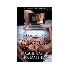 Maverick's Black Cat - Carte in engleza