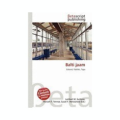 Balti Jaam - Carte in engleza