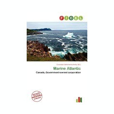 Marine Atlantic - Carte in engleza