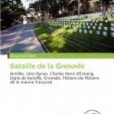 Bataille de La Grenade - Carte in engleza