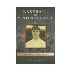 Baseball in Ventura County - Carte in engleza