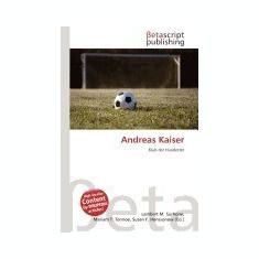 Andreas Kaiser - Carte in engleza