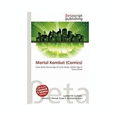 Mortal Kombat (Comics) - Carte in engleza