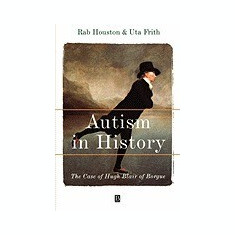 Autism in History - Carte in engleza