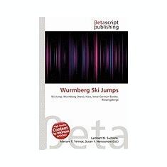 Wurmberg Ski Jumps - Carte in engleza