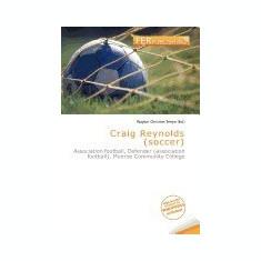 Craig Reynolds (Soccer) - Carte in engleza