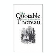 The Quotable Thoreau - Carte in engleza