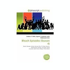 Bleach Episodes (Season 4) - Carte in engleza