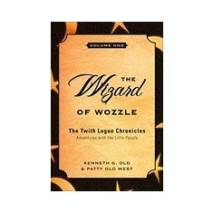 The Wizard of Wozzle: Adventures with the Little People - Carte in engleza