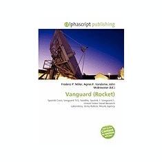 Vanguard (Rocket) - Carte in engleza