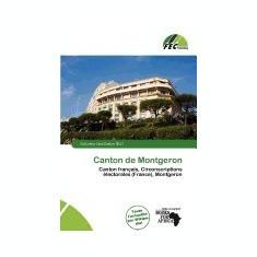 Canton de Montgeron - Carte in engleza