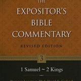 1 Samuel-2 Kings - Carte in engleza