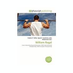 William Regal - Carte in engleza