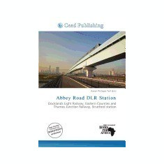 Abbey Road Dlr Station - Carte in engleza
